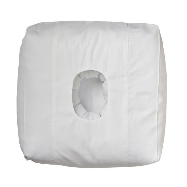 ear pillow with hole and case