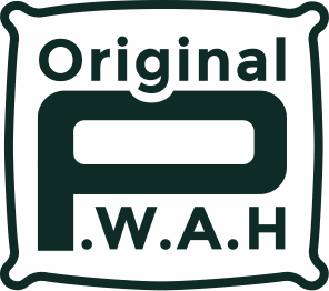 Original Pillow with a Hole logo