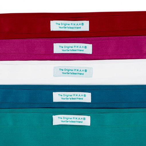 this is a swatch of colours for the original pillow with a hole